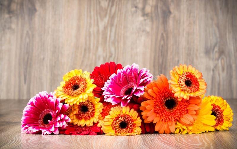 Bei fiori misti fotografia stock