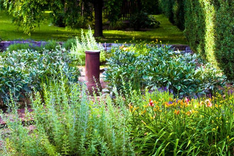Bei giardini fotografie stock libere da diritti