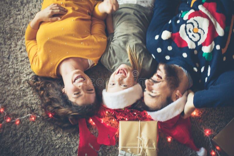 Bei giorni di Natale immagini stock libere da diritti