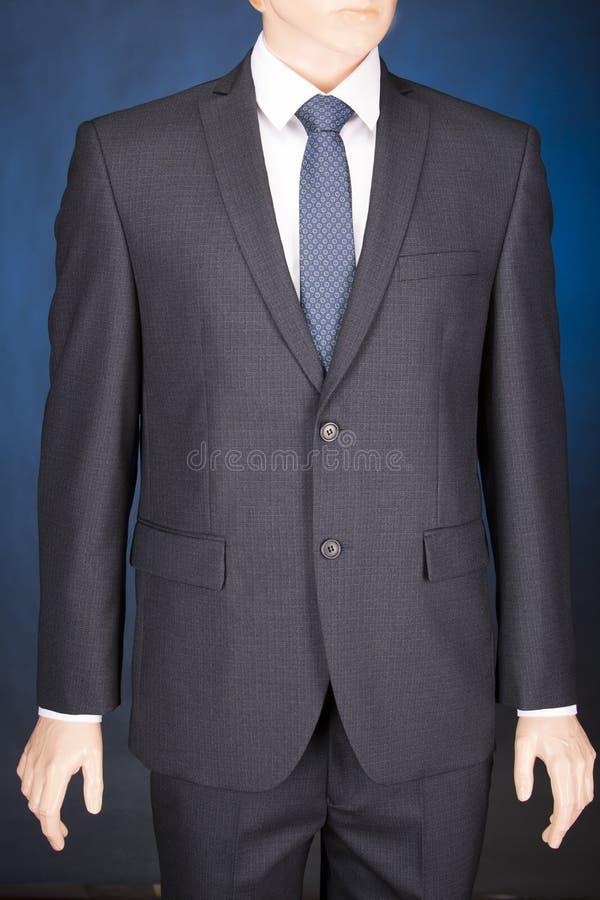 Bei vestiti per un uomo d'affari immagine stock