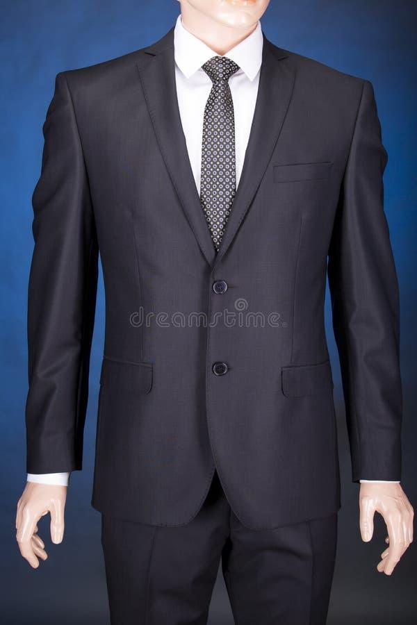 Bei vestiti per un uomo d'affari fotografie stock