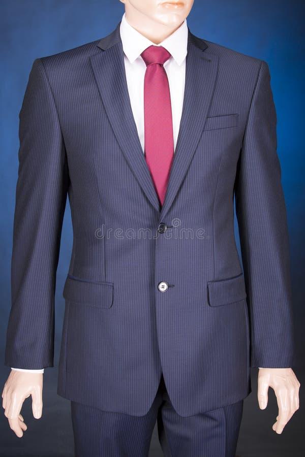 Bei vestiti per un uomo d'affari immagini stock libere da diritti