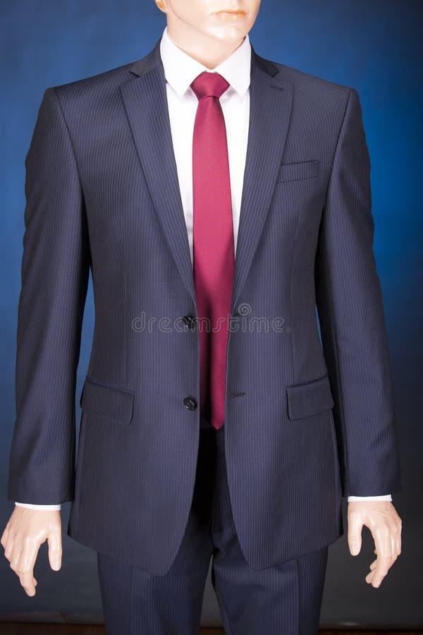 Bei vestiti per un uomo d'affari immagini stock