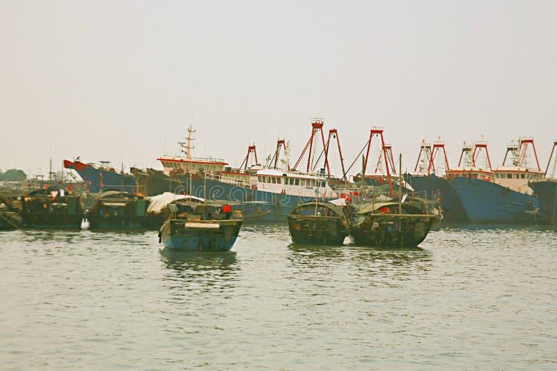 Beibu zatoka Beihai, Guangxi obraz stock