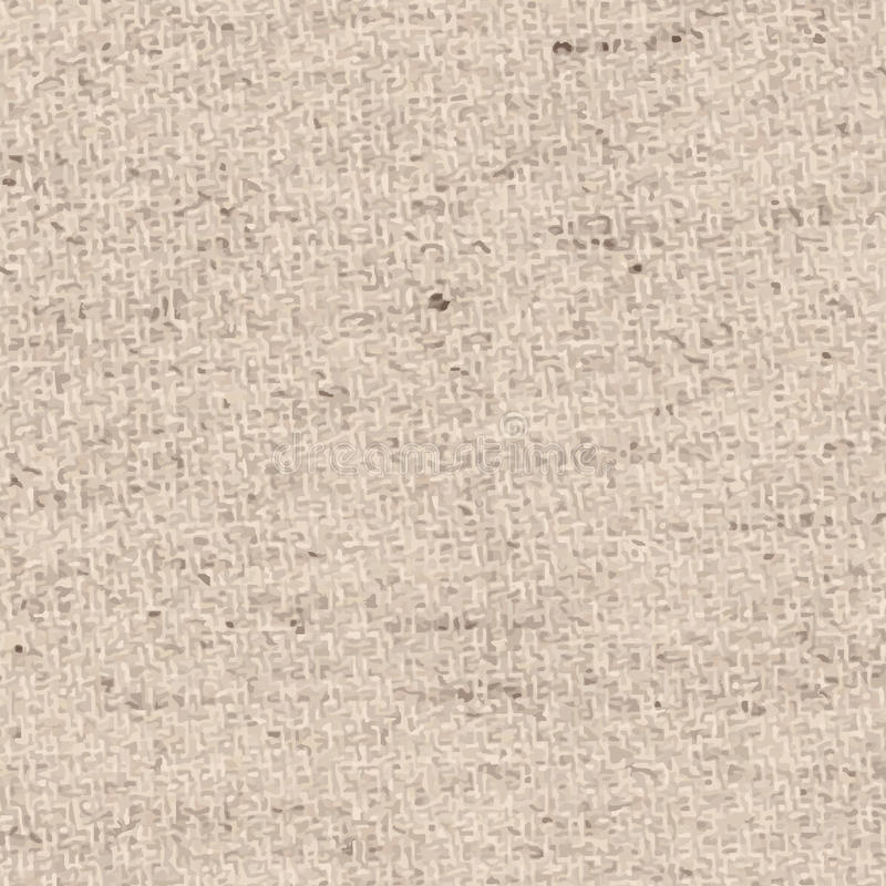 Beidge粗糙的帆布纹理 10 eps 库存例证