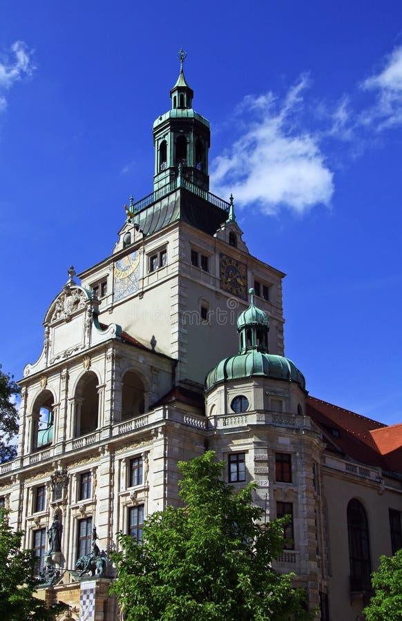 Beiers Nationaal Museum stock foto