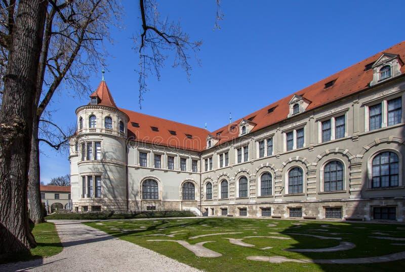 Beiers Nationaal Museum, München stock afbeeldingen