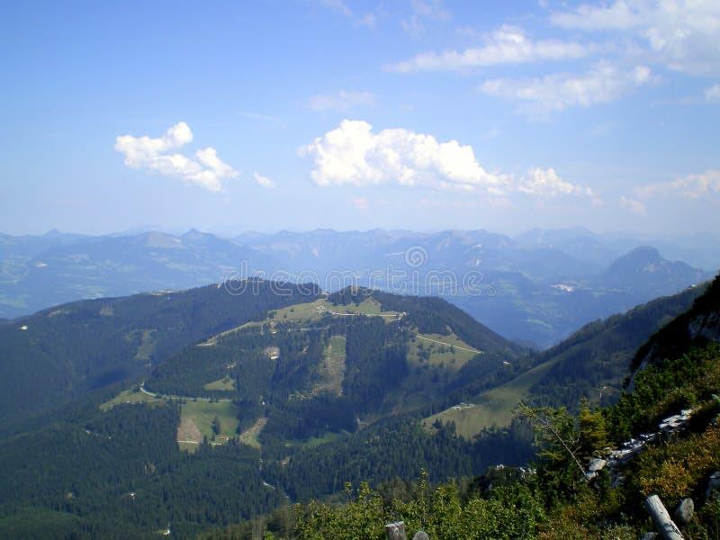Beierse alpen royalty-vrije stock fotografie
