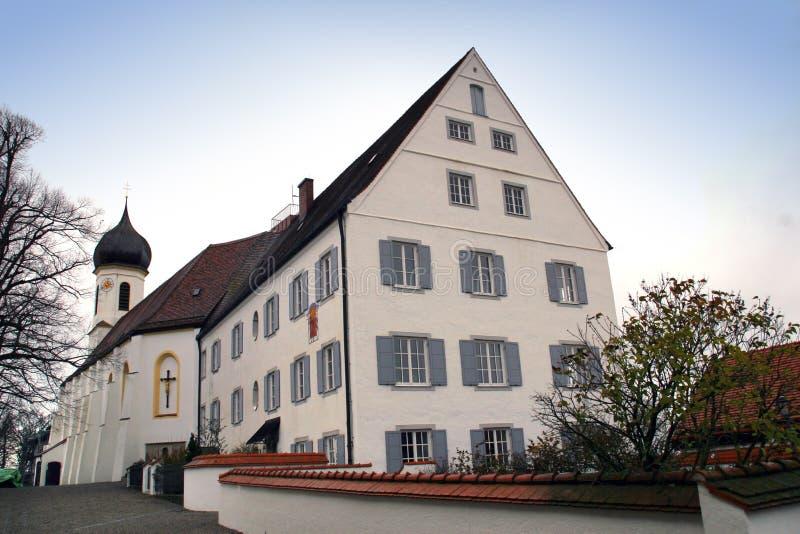 Beierse Kerk royalty-vrije stock afbeeldingen
