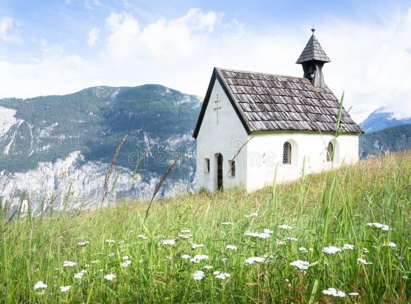 Beierse kerk royalty-vrije stock foto's