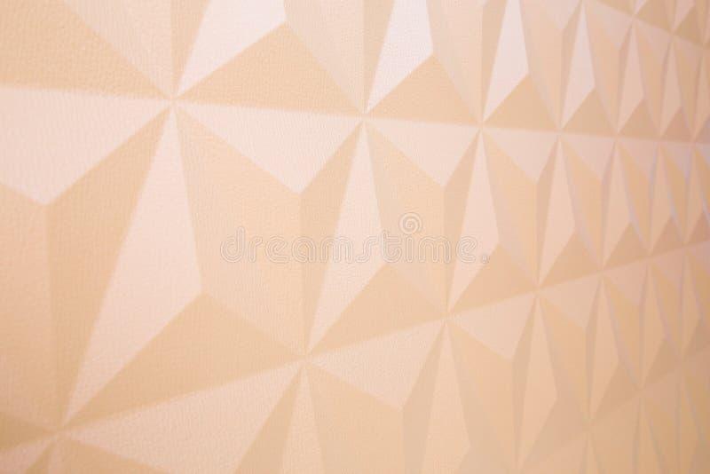 Beige abstracte achtergrond stock afbeeldingen