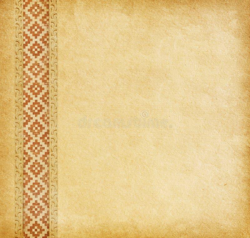 Download Beige background. stock illustration. Image of geometric - 26665561