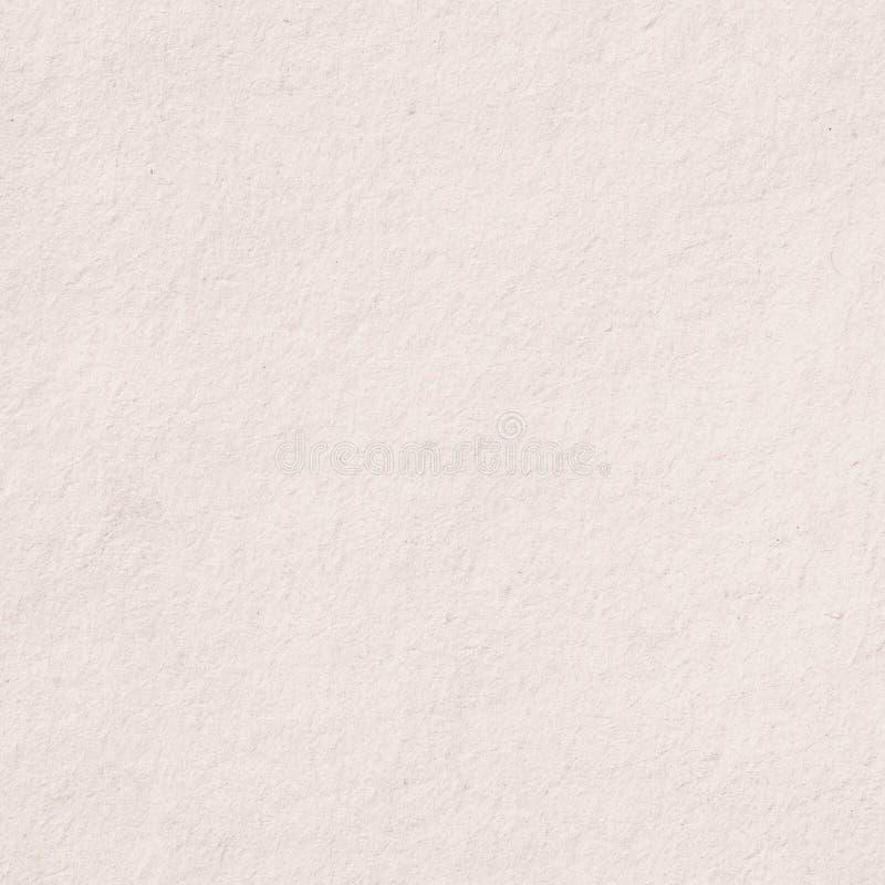 Beige bakgrund, papperstextur, grovt, grovt som är tom, för design, tappning, retro fyrkantig albumsida, abstrakt begrepp, papper stock illustrationer