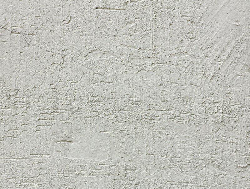 Beige betongvägg, textur royaltyfri bild