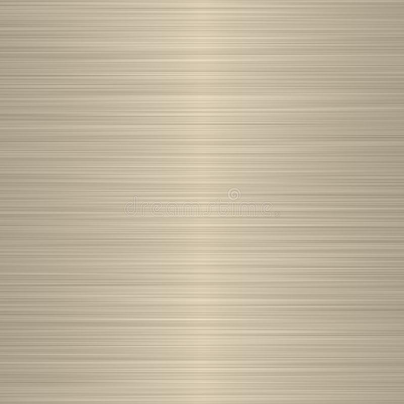 beige borstad viktigsilversoft stock illustrationer
