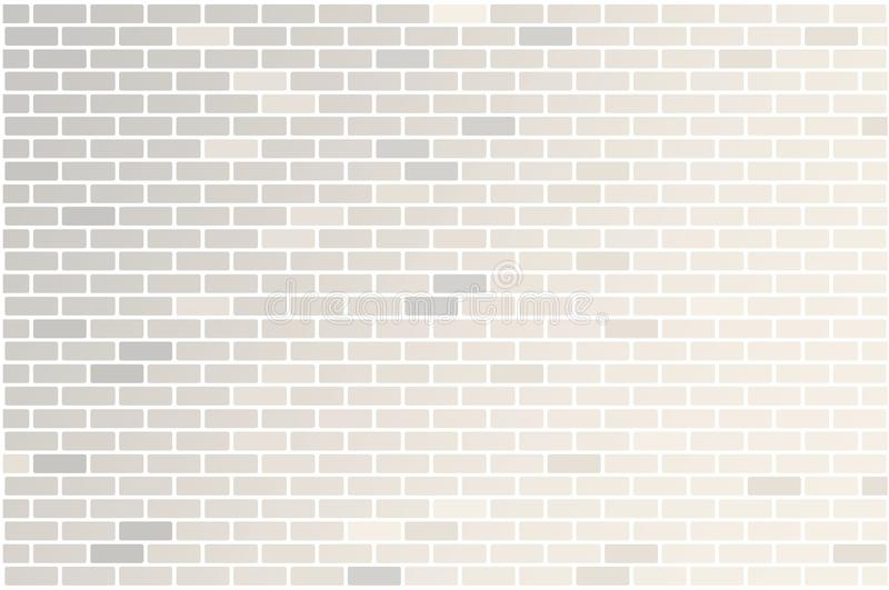 Beige brick wall background stock images
