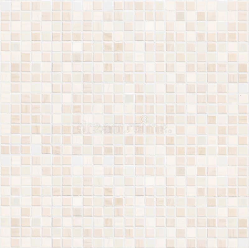 Beige Ceramic Bathroom Wall Tile Pattern Stock Image - Image of ...