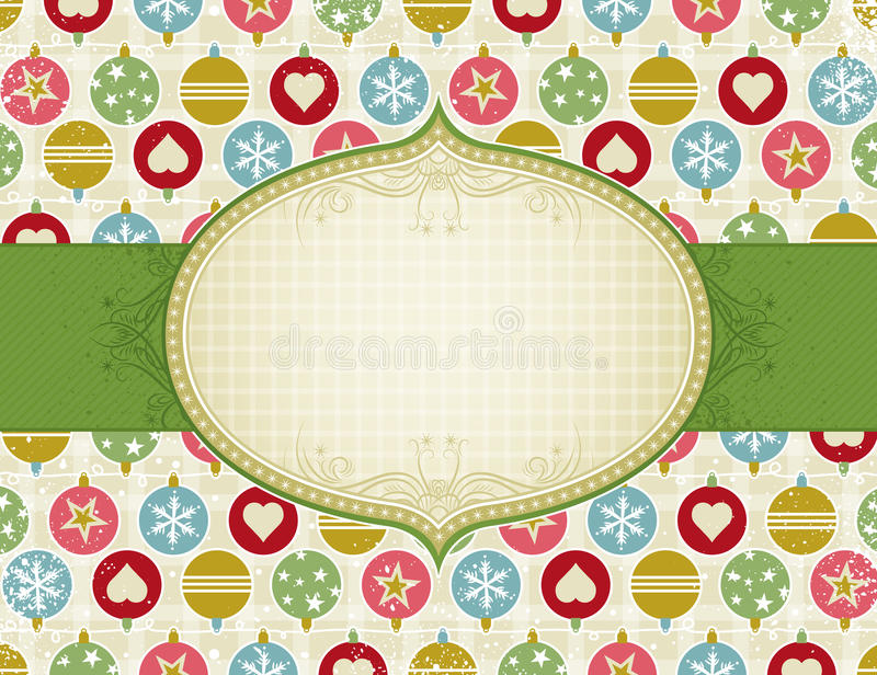 Download Beige Christmas Background, Royalty Free Stock Image - Image: 16174376