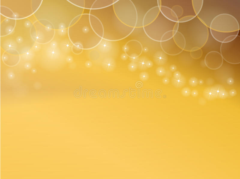Beige color abstract backgrounds planet and star