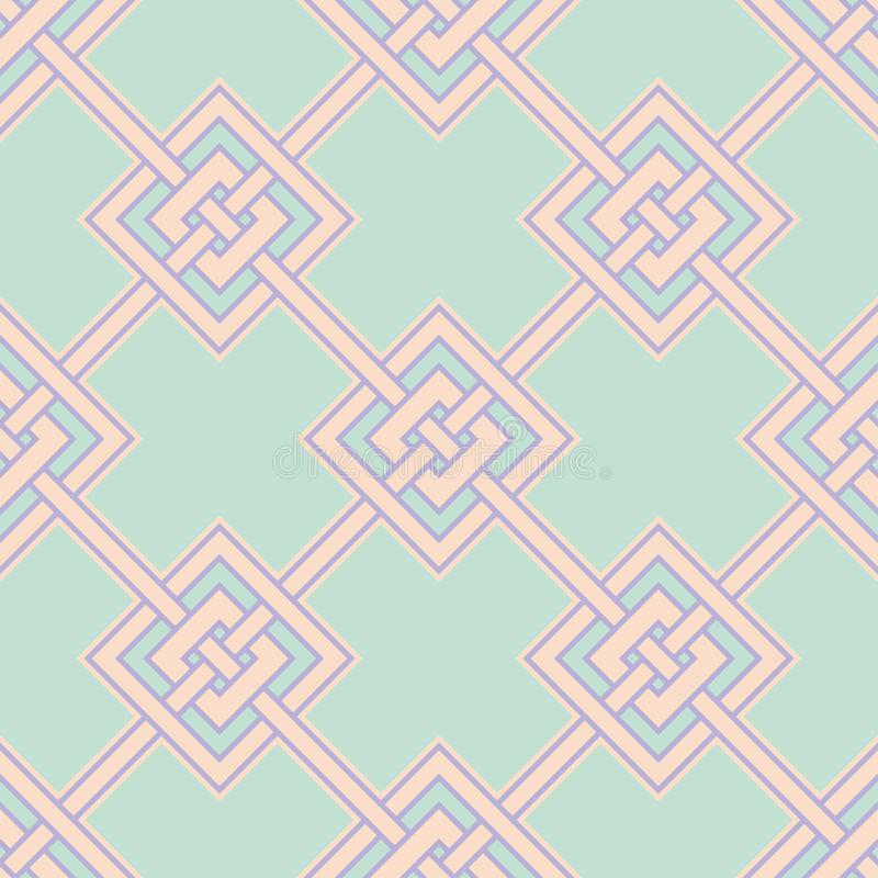 Beige colored seamless background. Seamless pattern vector illustration