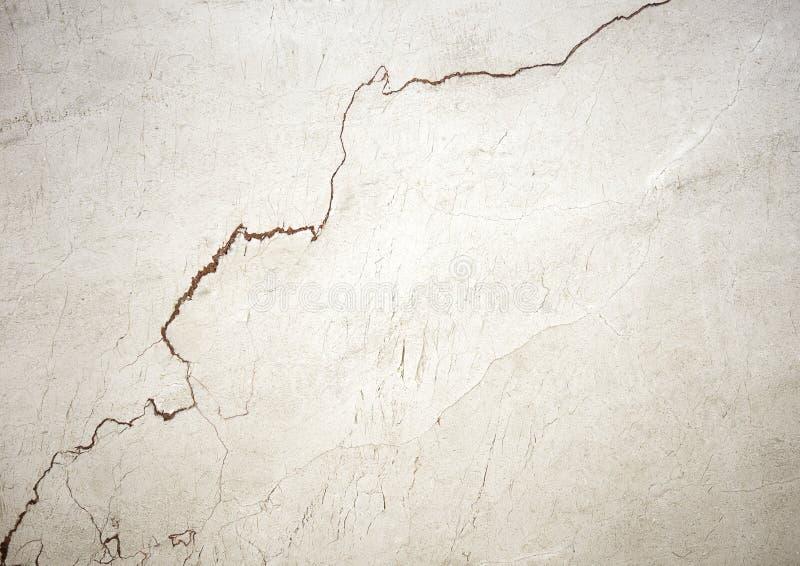 Beige di marmo con le scanalature immagine stock libera da diritti