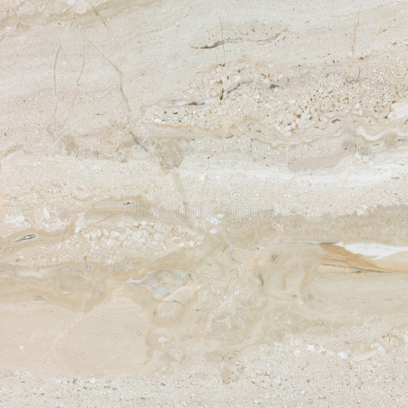 Beige Diano Reale Marble Texture royalty free stock photo