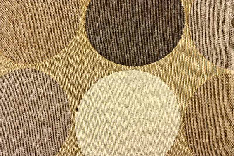 Download Beige fabric with circles stock image. Image of fabric - 23285153