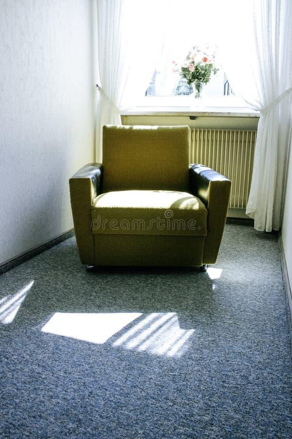 Beige Fabric Sofa Near White Window With Bundle Of Flower During Daytime Free Public Domain Cc0 Image
