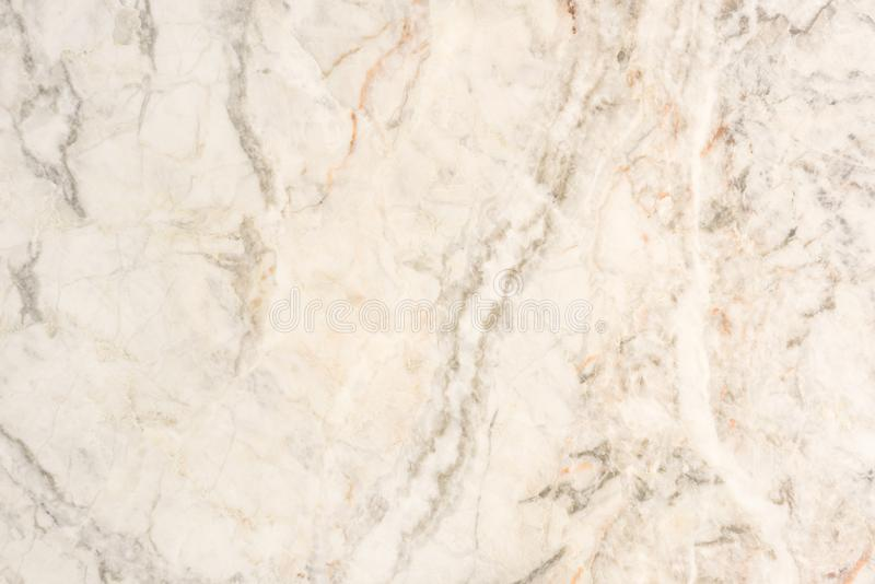 Beige Marble stone natural light surface for bathroom or kitchen stock photography