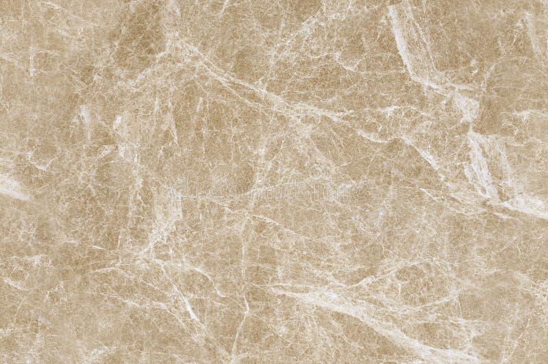 Beige marmeren textuur royalty-vrije stock afbeeldingen