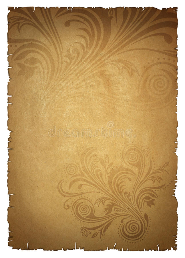 Free Beige Old Paper Stock Image - 21399621
