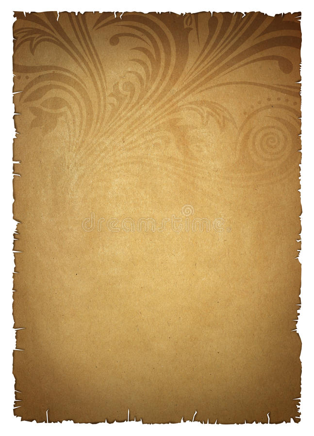 Free Beige Old Paper Stock Photography - 21505432
