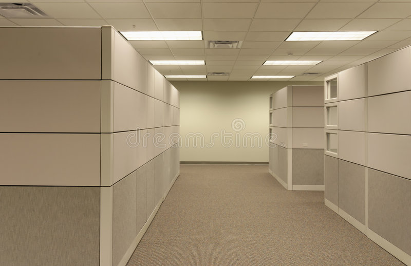 office cubical. Download Beige Open Generic Office Cubical Workspace Stock Image - Of Cube, Corporate: