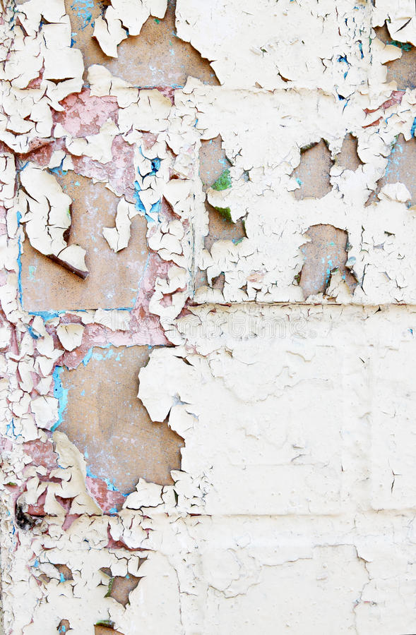 Download Beige paint stock photo. Image of dirty, faded, damaged - 31751488