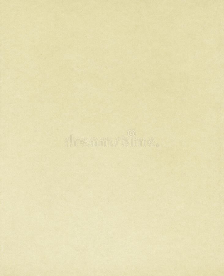 Download Beige plain paper stock photo. Image of light, abstract - 27089792