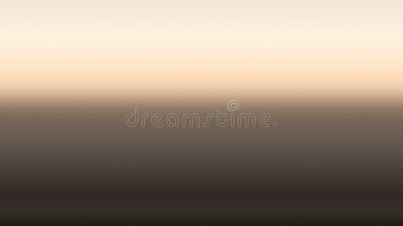Beige sky gradient background light,  fog hazy. Beige sky gradient background light backdrop blend,  fog hazy vector illustration