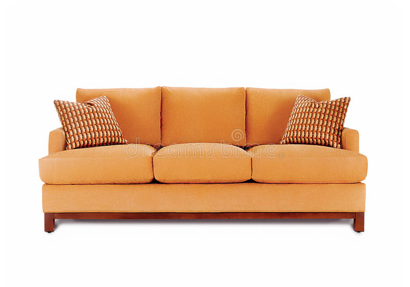 Download Beige sofa stock image. Image of fashion, couch, design - 14352445