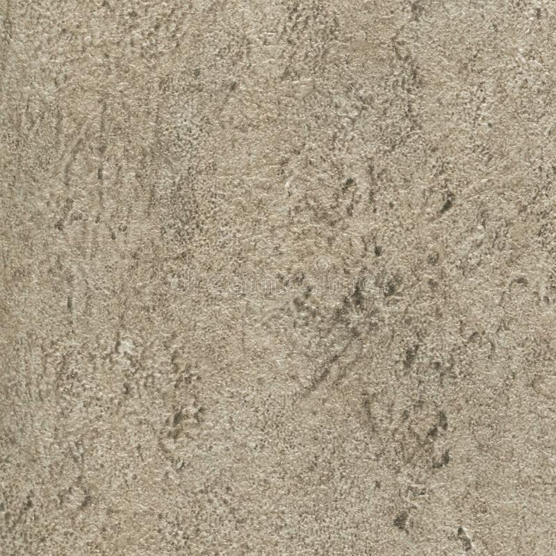 Beige stone granite texture with black dots royalty free stock images