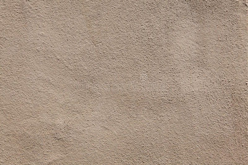 Beige stucco wall. Background texture royalty free stock photos