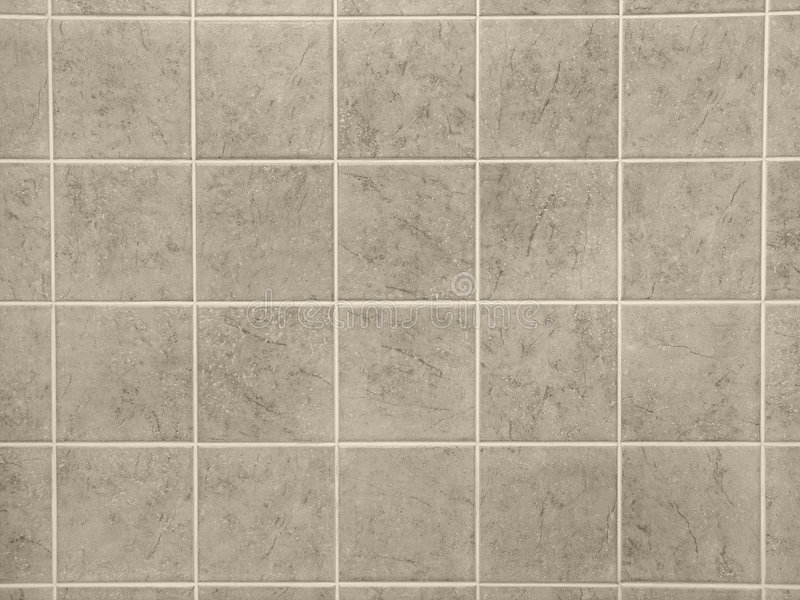 Beige Tiles royalty free stock photo