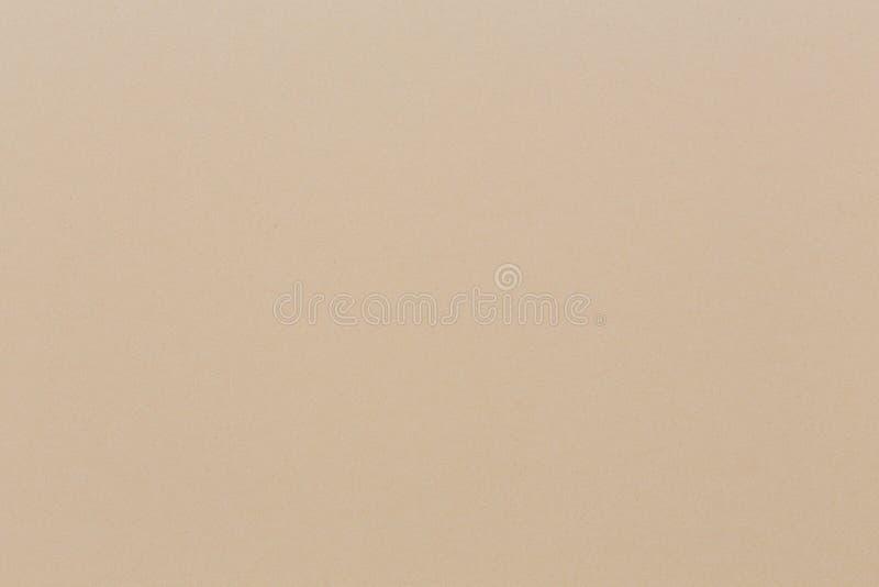 Beige Tonwasserfarbpapierbeschaffenheit Beschaffenheit der hohen Qualit?t extrem in der hohen Aufl?sung lizenzfreies stockfoto
