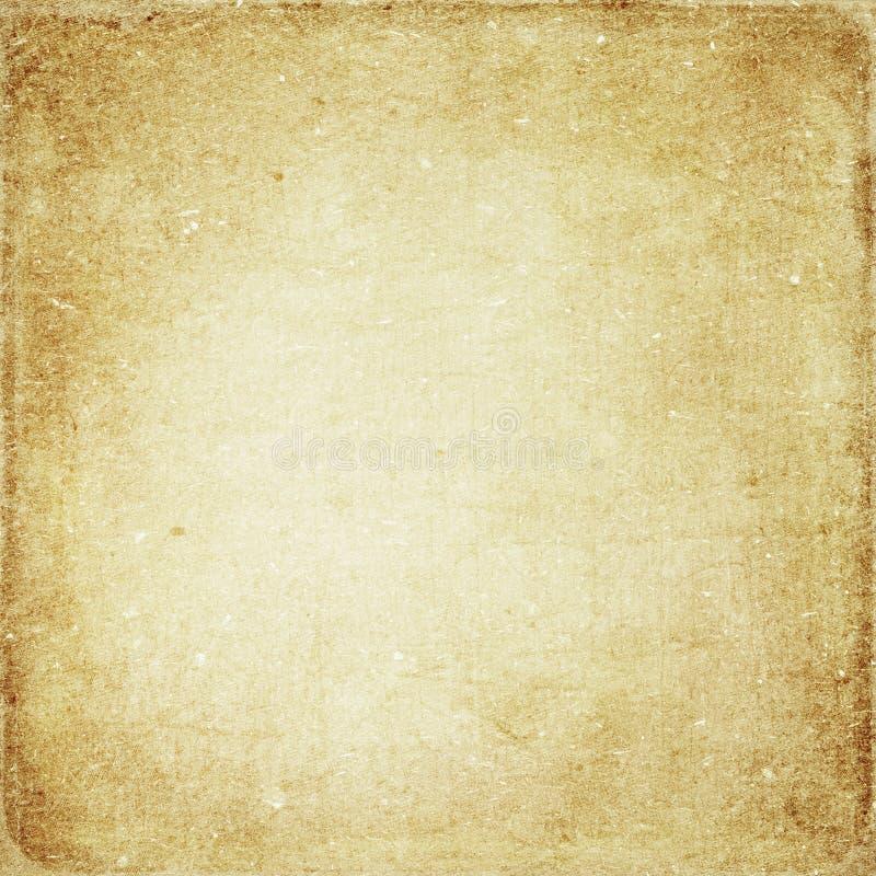 Beige vintage background texture of old canvas, grunge, frame, r. Abstract ancient antique background beige background canvas design dust GRUNGE Frame grunge vector illustration