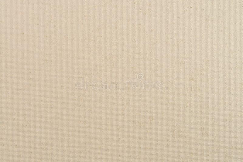 Beige vinyl texture. Embossed vinyl texture closeup texture background stock photography