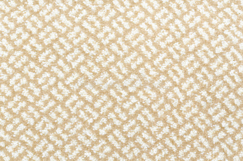 Beige and white carpet royalty free stock images