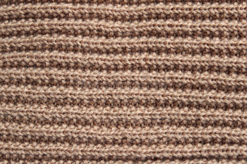 Download Beige wool cloth stock image. Image of close, thread - 29115723
