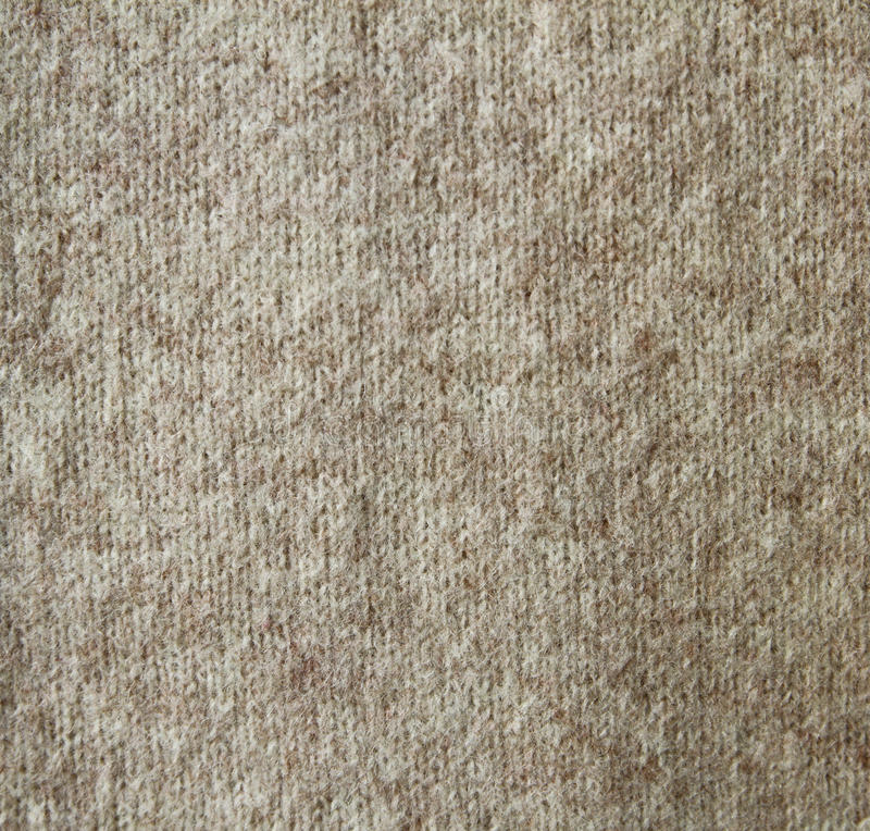 Download Beige wool knitted texture stock image. Image of decor - 26144653