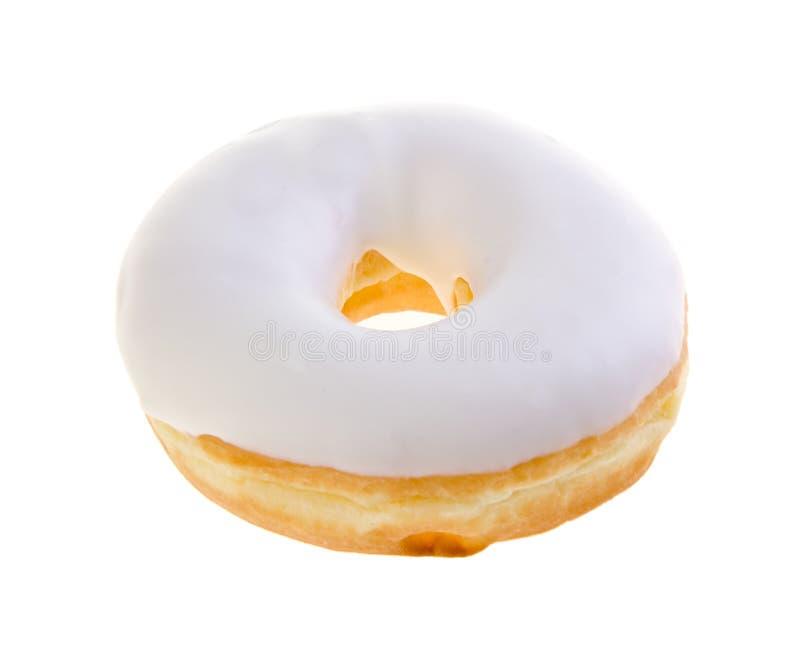 Beignet, beignet doux avec du sucre photographie stock