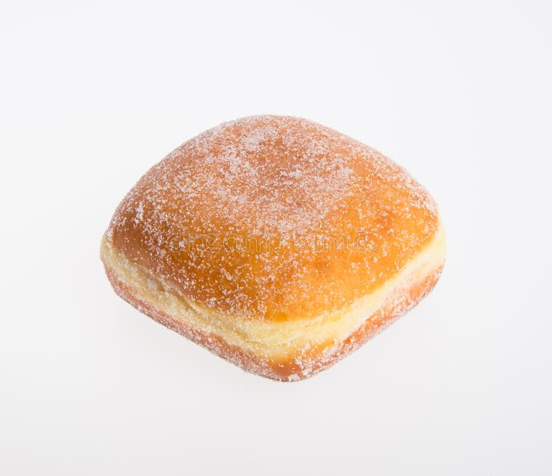 beignet ou beignet de sucre sur un fond images libres de droits