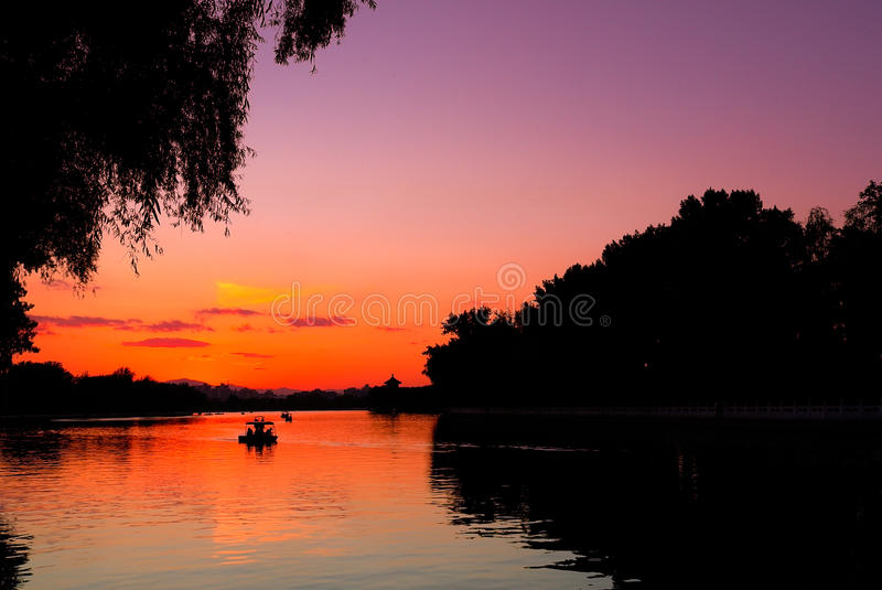 Download Beijing stock image. Image of glow, rivers, abstract - 25983281