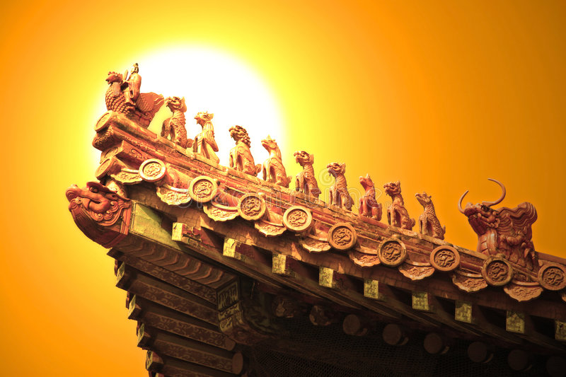 Download Beijing stock image. Image of historic, archaic, empery - 6121117